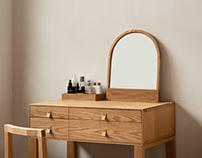 平乐梳妆台 | Dresser X MUMO