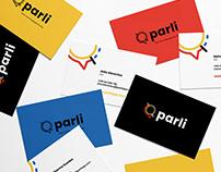 PARLIapp | branding