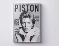 Editorial Design - Piston