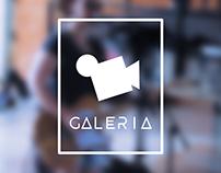 UnB Places Galeria  - Identidade Visual