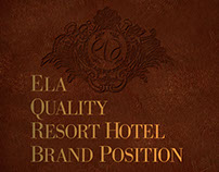 Ela Quality Resort Hotel Brand Position