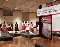 Macedonian Dress Exhibit @ MOIFA