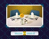 The Grand Budapest Restaurant