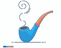 Cigar Pipe