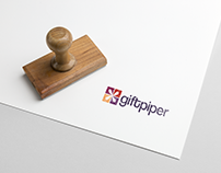 Giftpiper Logo Design
