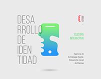 Cultura Interactiva · Brand Design