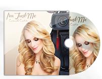 """Consuelo costin - """"I'm Just Me"""" Album Cover"""
