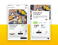 Event/Invite App