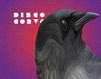 Disco Corvo // Posters Design