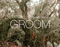 Paulo Lazaro Groom Logo Branding