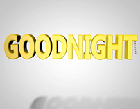 Goodnight Logo Animation