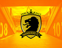 Wanderers FC Re-branding