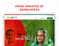 Prime Minister of Bangladesh- Design Concept