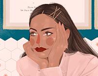Personal Illustrations I