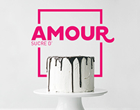 Sucre d'Amour | Concept, Visual Identity