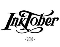 InkTober 2016 by Redisoj