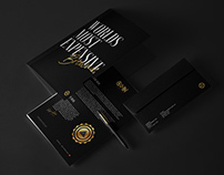 Luxury Brand Visual Identity Design