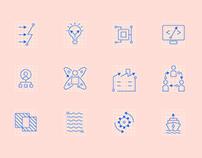Infosys - Iconography