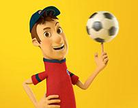 Comefutbol - Kokorico & Mimo's