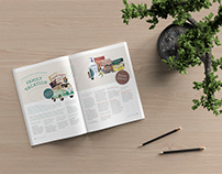Melaleuca Leadership In Action Magazine