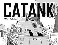 CATANK  Comic (The story begins)