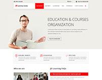 Learning website