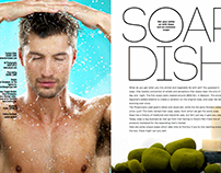 Soap Dish - LA Fashion magazine (Summer 2014 issue)
