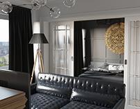Traveller apartment