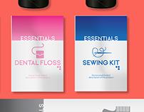 Hotel Essentials Kit