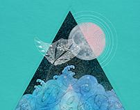 2018, Rebirth, illustration