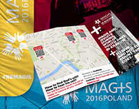 MAGIS2016 / Jesuits Order / World Youth Day