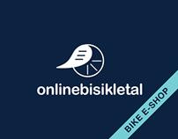 onlinebisikletal.com branding