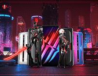 Nubia x Tencent Games | RedMagic 6 Cyberpunk Promo