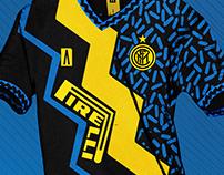 Inter Goalkeeper - Memphis studio - kit concept