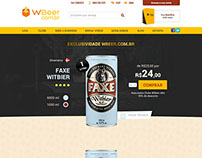 Campanha Faxe Witbier