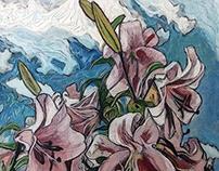 Sky Lilies