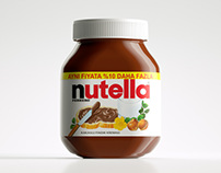 Nutella // Şimdi %10 daha fazla