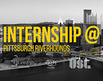 Internship with The Pittsburgh Riverhounds