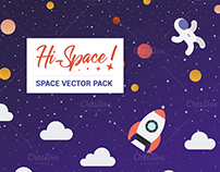 HiSpace! Vector Illustration Pack