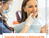 Dental office in Richmond Hill