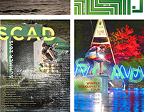 SCAD Wake Posters