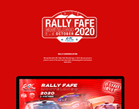 ERC Rally Fafe Montelongo | Client 2020