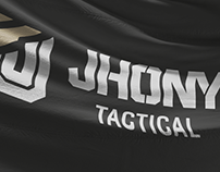 Jhony Tactical / Identidade Visual