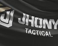 Jhony Tactical / Identidade Visual