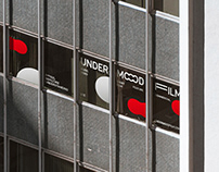 Undermood Film Brand Identity Design