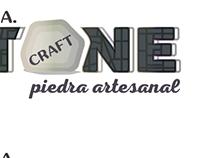 LA Stone craft II Logotipo