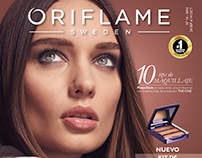 Oriflame C14-16 Tips Maquillaje