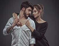 Retoque de imagem para campanha de dia dos namorados