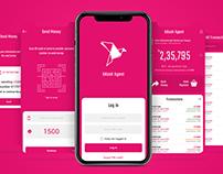 bKash Agent App Concept (Coming Soon)