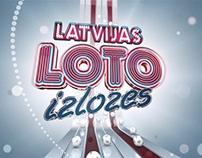 Latvijas LOTO izlozes